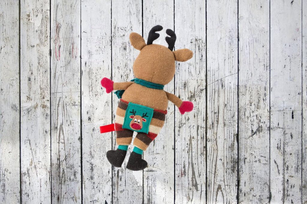 Small Rudolf Soft Toy