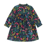 NEW Twilight Garden Kids Frill Pintuck Dress 1-9 YRS