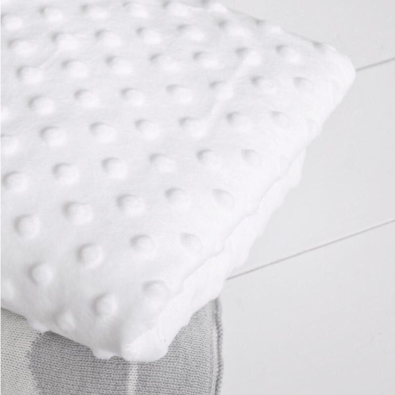 Large Bubble Blanket with Sherpa Lining