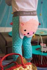 Pig Leggings 0-4 YRS
