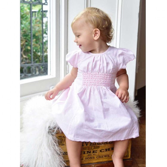 Sophia Dress with Frilly Knickers Set 12-18 & 18-24 MNTHS Only
