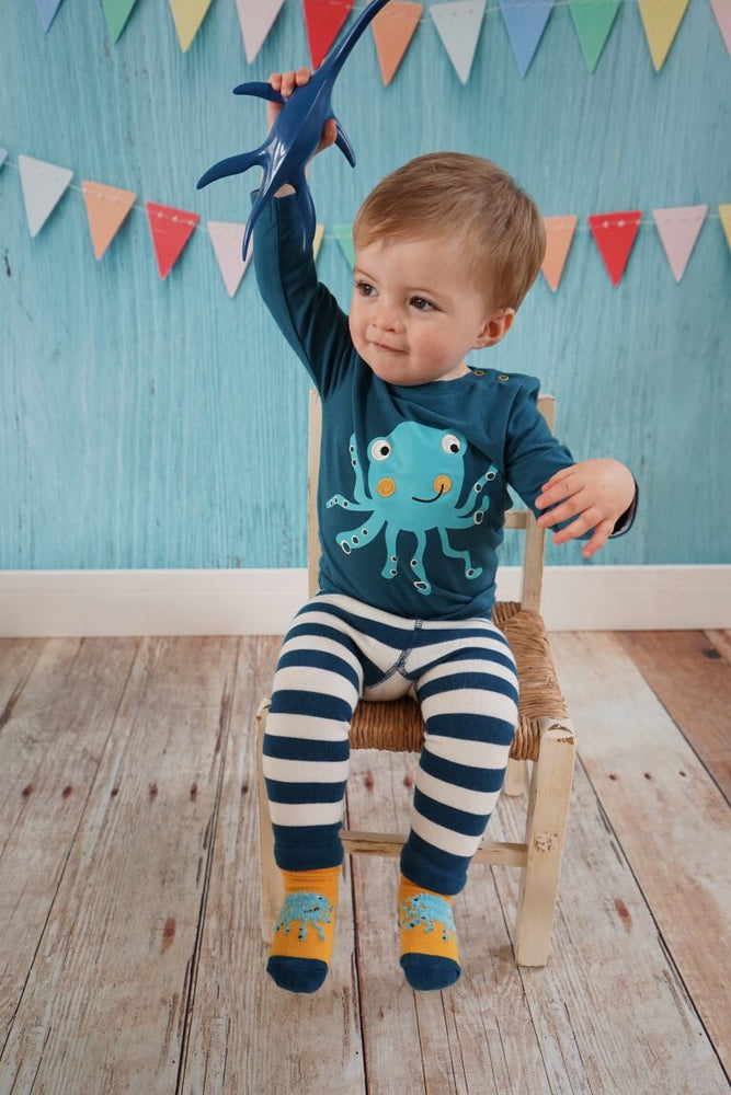 Octopus Leggings 0-4 YRS