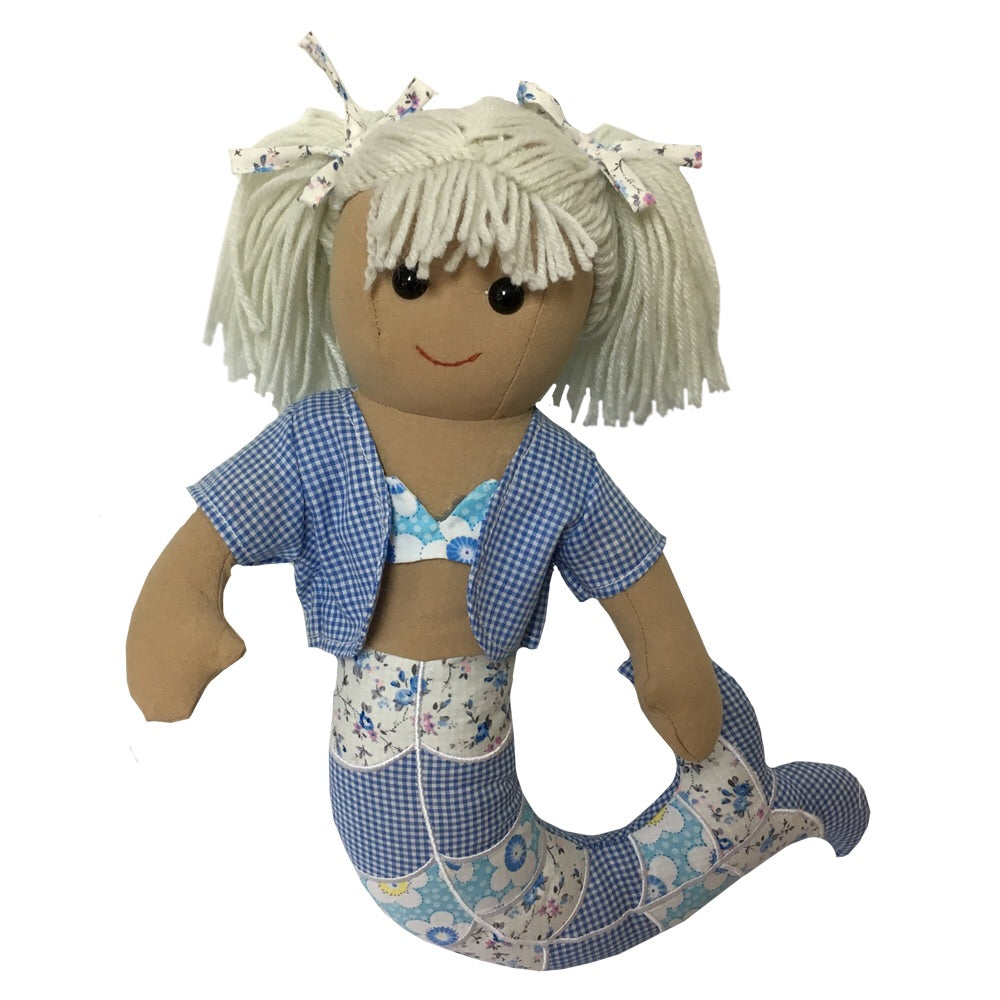 Mermaid Rag Doll