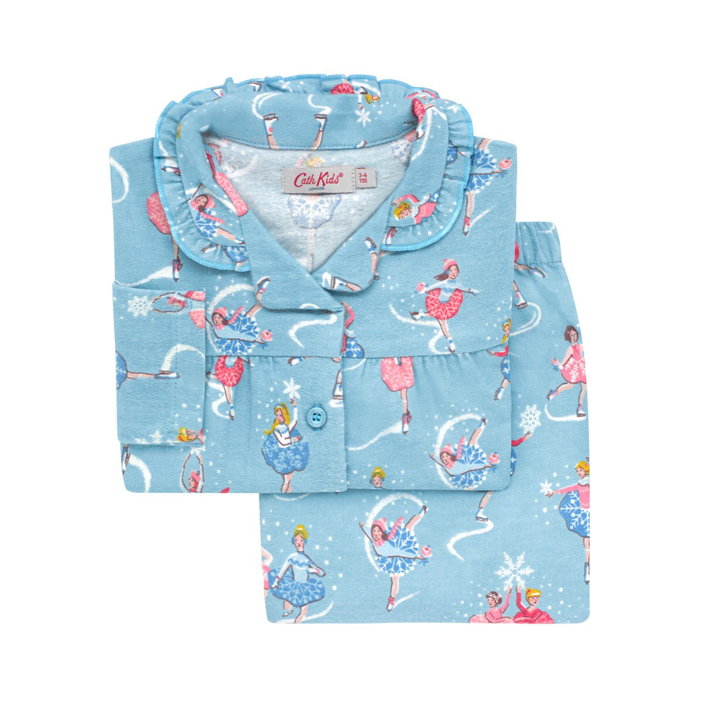 NEW Woven Pjs Ice Skaters 2-3 YRS left only