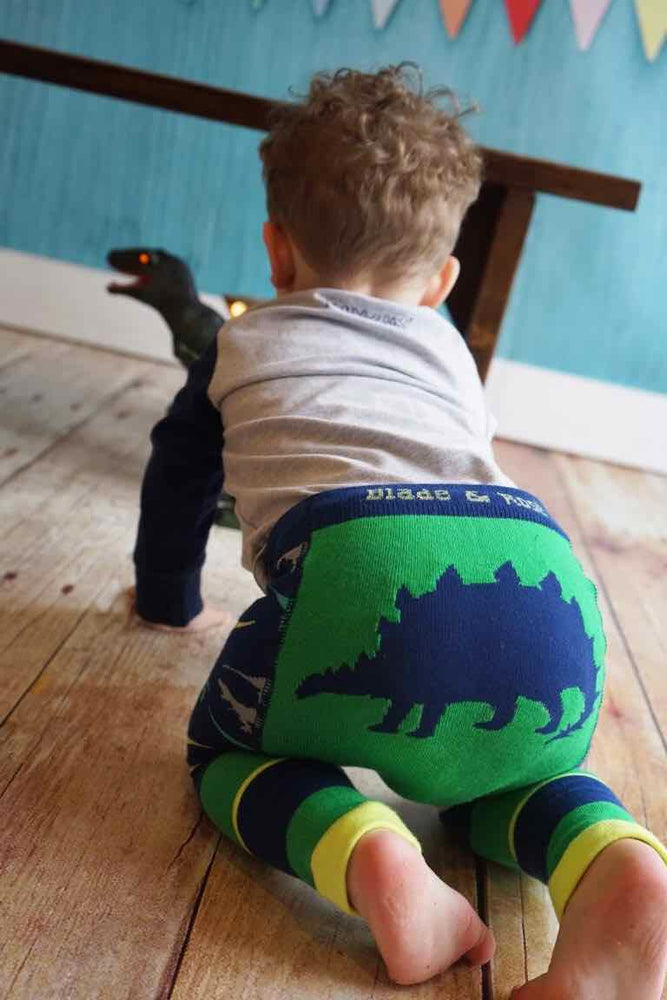Stegasaurus Leggings