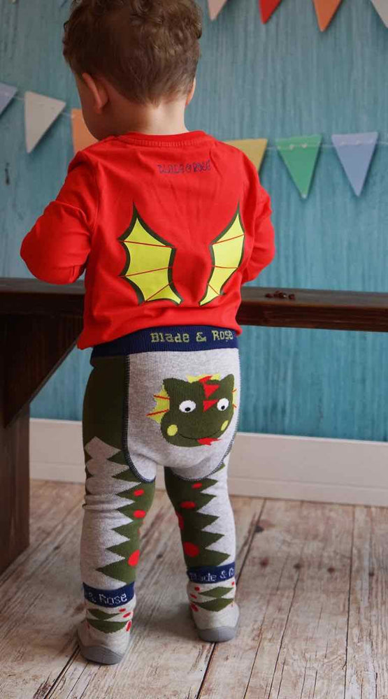 Dragon Leggings 0-4 YRS