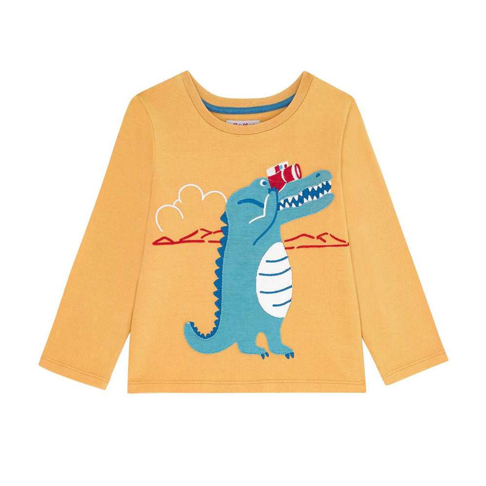 Wildlife Shadow Long Sleeve T-shirt 1-8 YRS