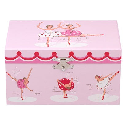 Jewellery Box Ballerina