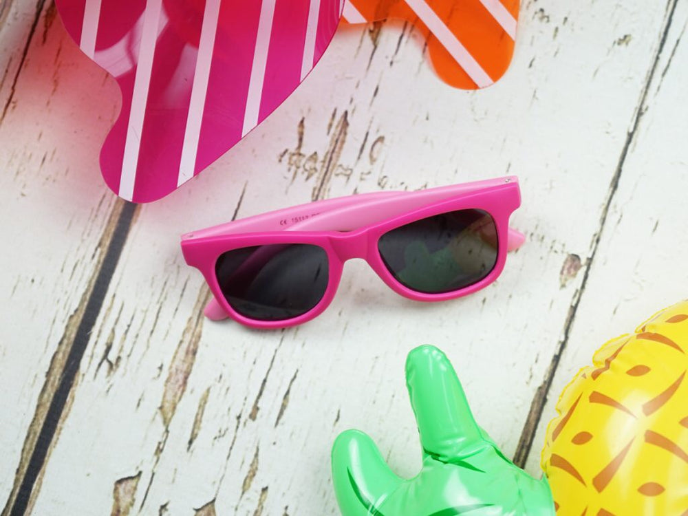 Blade and Rose Fun Pink Polarized Sunglasses