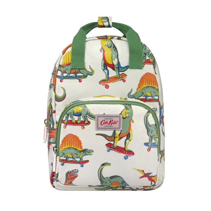NEW Skateboard Dino Kids Medium Backpack