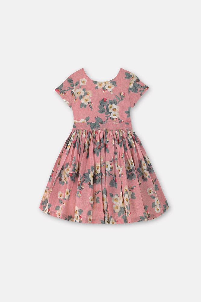 NEW Charlotte V Back Mayfield Blossom Dress