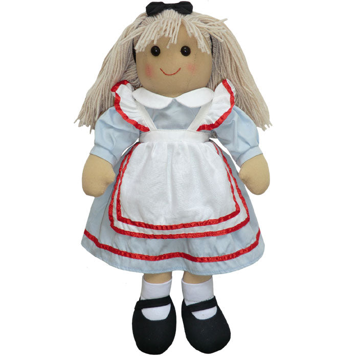 Powell Craft ALICE Rag Doll 40cm