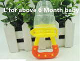 Portable Infant Food Pacifier