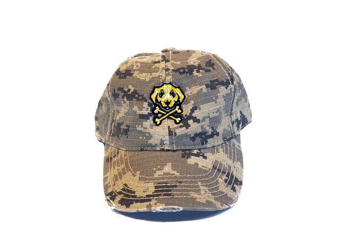 Personalized Camo Hat With