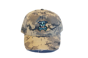 "Personalized Camo Hat With ""Brody Style"" Logo"