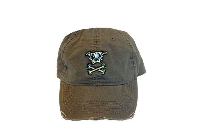 Personalized Canvas Hat With