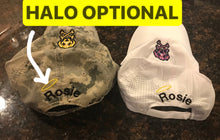 "Personalized Canvas Hat With ""Brody Style"" Logo"