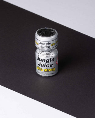JustMary.fun POPPER MANIA - JUNGLE JUICE ULTRA STRONG - Nitrito di amile - 10ml