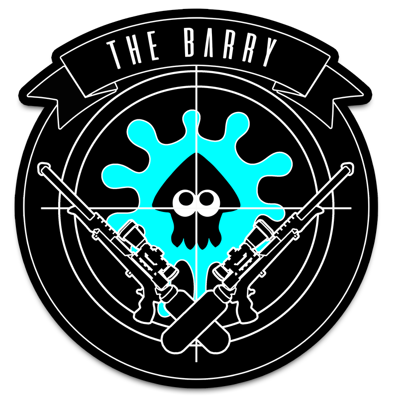 THE BARRY - Vinyl Sticker