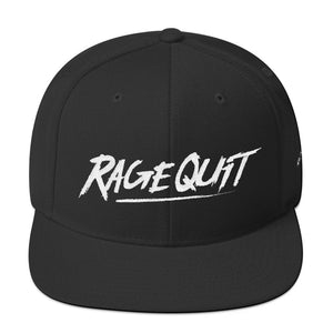 Rage Quit + NYC Embroidered Cap