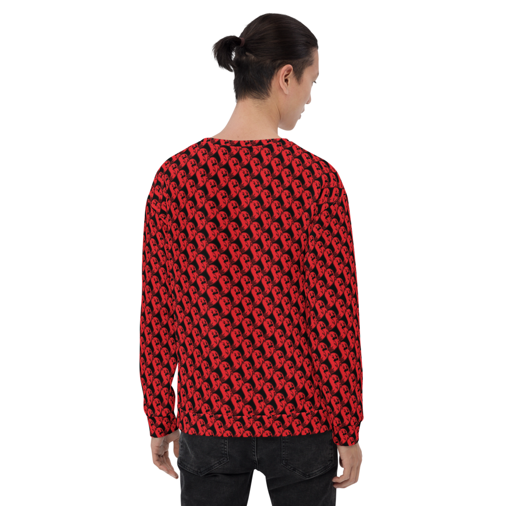 Red Rage Unisex Sweatshirt