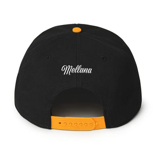 Mellana Hat - Yellow