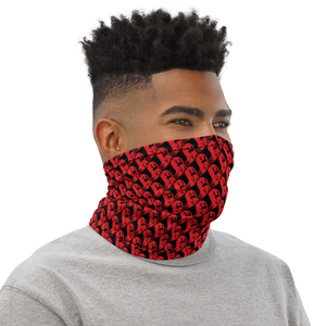 Red Rage Neck Gaiter