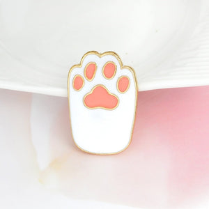 CAT PAW - Enamel Pin