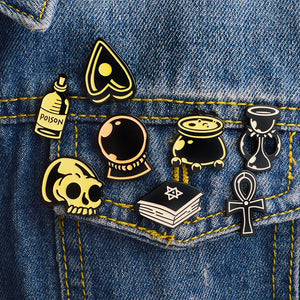 TOOLS OF THE TRADE - Enamel Pins