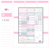 Planner Mini kits - Soft Sweets