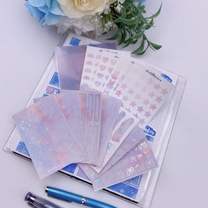 Foil Fridays - Lavender Sunset Sky - Full Bundle