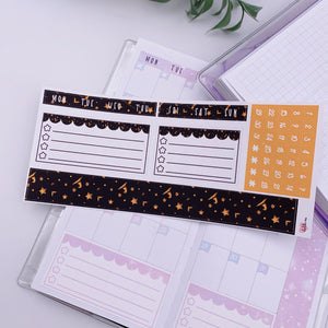 PP Weeks - Monthly Kits - Witch Craft