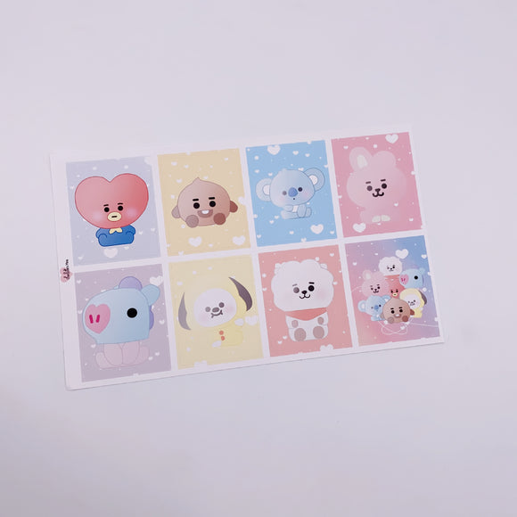 BT21 - Full Boxes