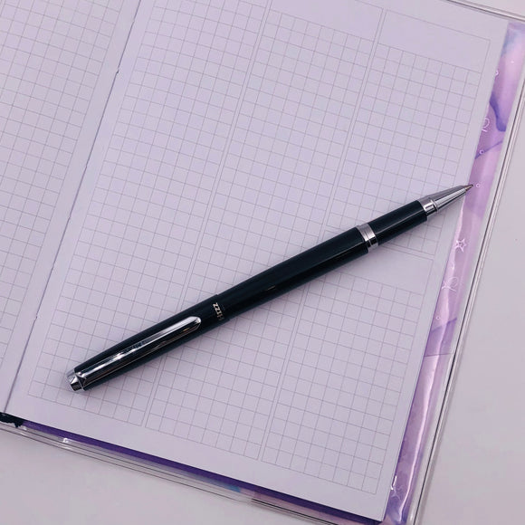 Pens - Stainless Steel Collection - Roller Pen - Black