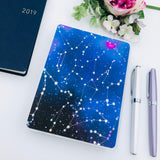 Purple Galaxy Photo Album
