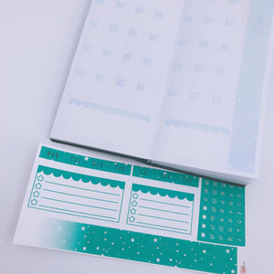 PP Weeks - Monthly Kits - Lucky Green