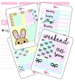 Planner Mini kits - Hello Spring