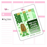 Planner Mini kits - Feelin' Lucky