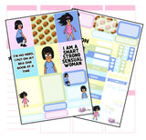 Planner Mini kits - Tina