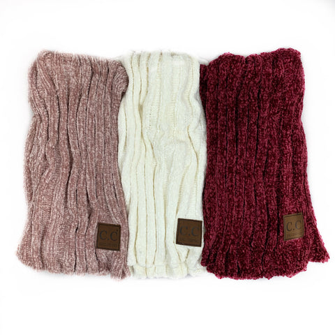 The Kelsey Knitted Scarf