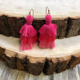 Mama's Favorite Tassel Earrings