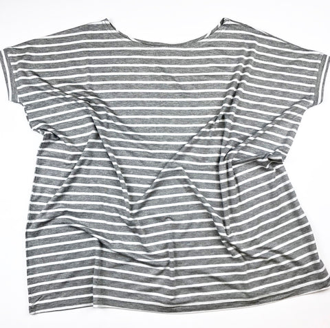 Striped Piko Top