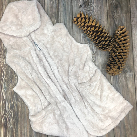Plush Darling Vest