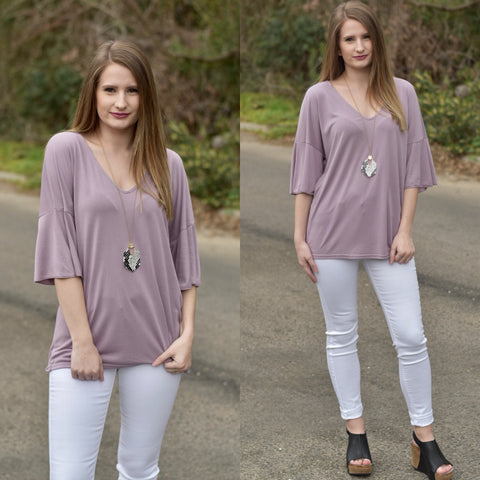 Twisted Piko Top