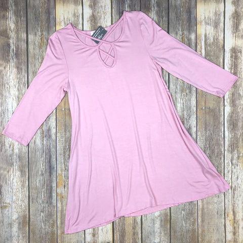 Charleston Crisscross Top