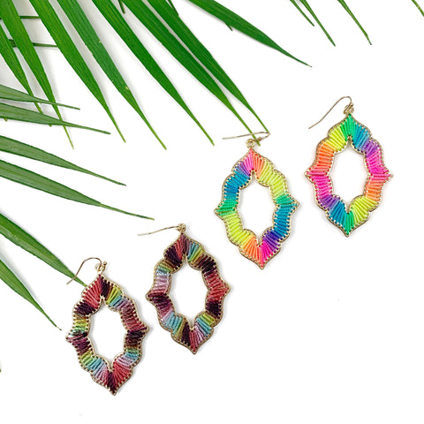 Feel The Beat Earrings