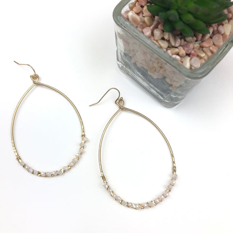 Your Go To Teardrop Earring