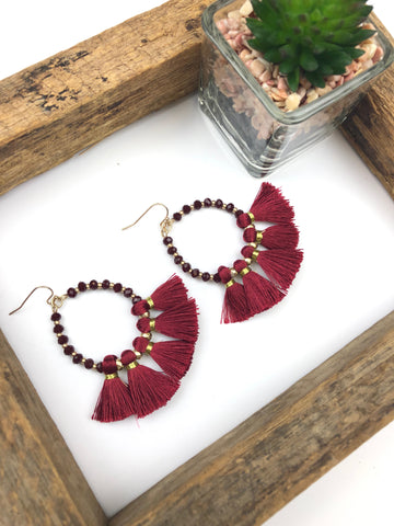 Our Favorite Tassel Earrings
