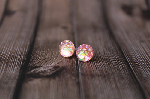 8mm Light Pink Mermaid