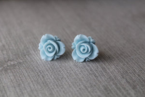 Baby Blue Rose Flowers